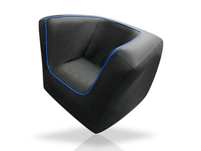 FUGU CUBRICK - aufblasbarer Sessel inkl. Aufdruck - Nord Display