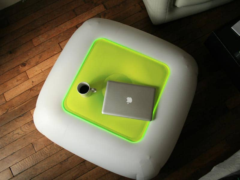 FUGU MAKI - aufblasbarer Tisch inkl. Aufdruck - Nord Display