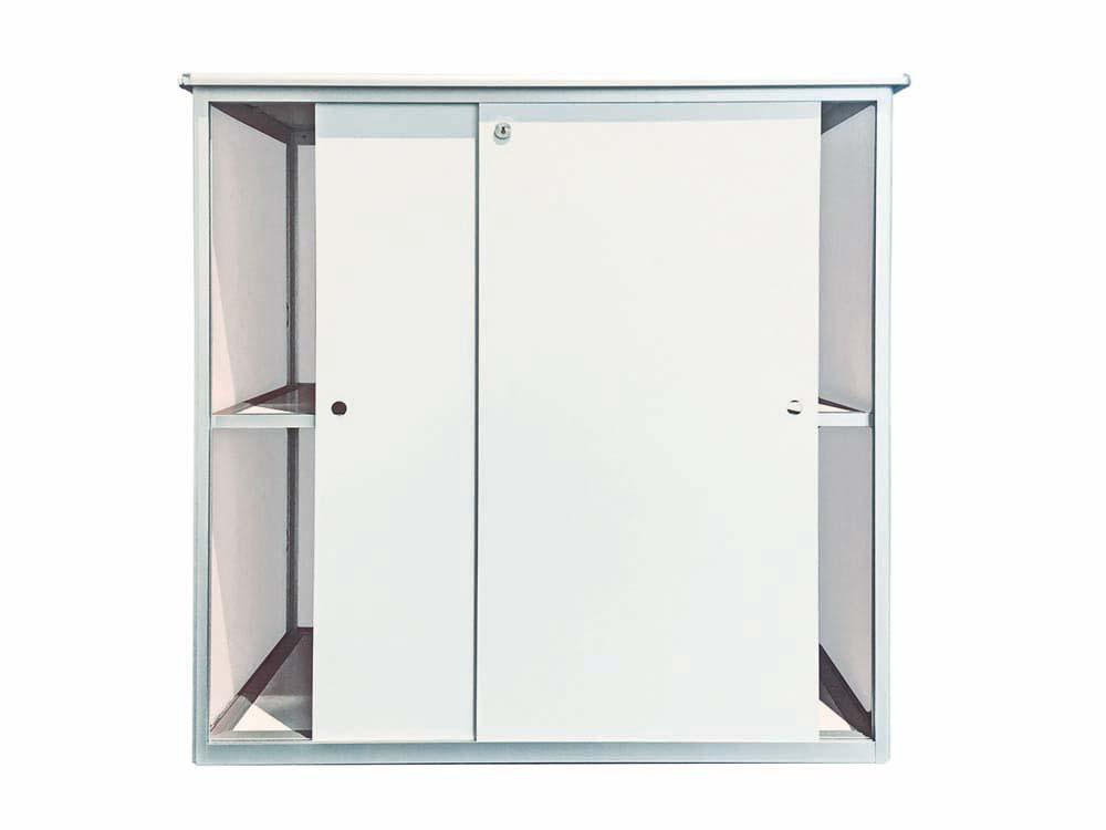 standex messetheke pc 2 h abschlie bar nord display. Black Bedroom Furniture Sets. Home Design Ideas