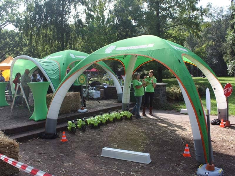 Event Zelt Pavillon : Aufblasbares event zelt von gloo nord display