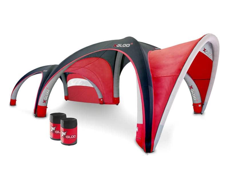 pavillon zum aufpumpen schwimmbad und saunen. Black Bedroom Furniture Sets. Home Design Ideas